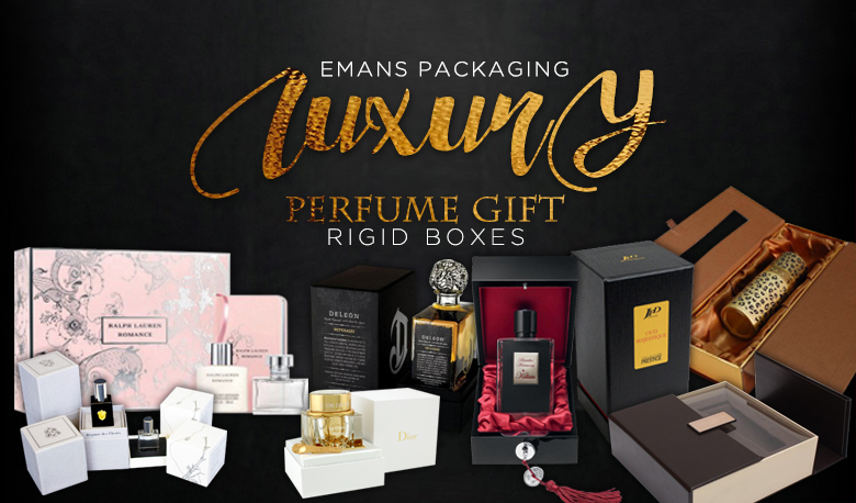 Luxury Perfume Boxes