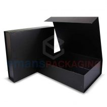 Foldable - Collapsible Rigid Boxes