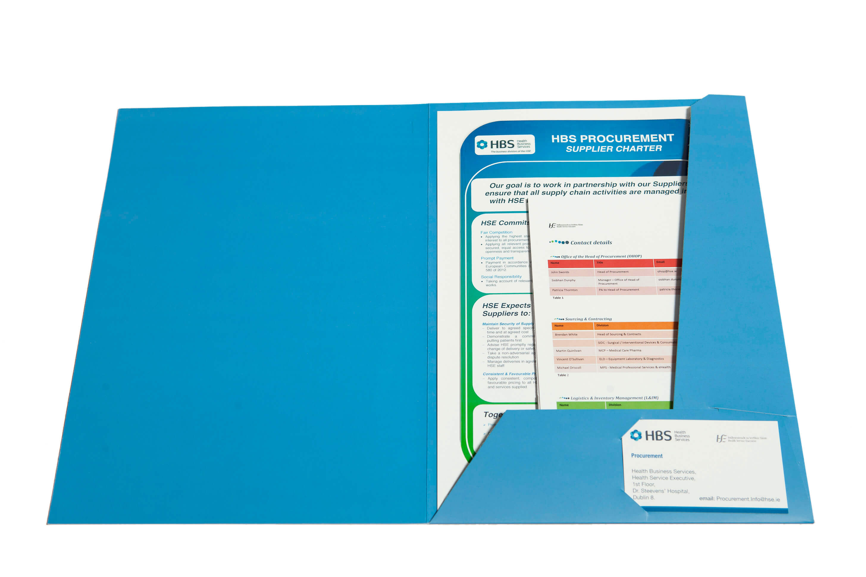 Presentation Folders - Custom Folders Printing & Die Cutting
