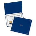 paper Certificate Holders_emans packaging