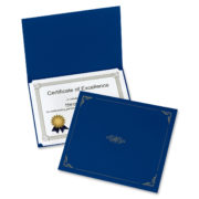paper Certificate Holders_emans packaging