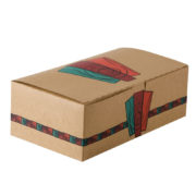 Custom Kraft tuck boxes emans packaging