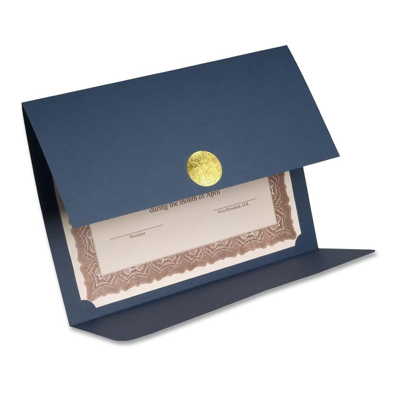 certificate holders holder elite james medallion certificat porte frames hanging linen certificats cartes papier communication stamp