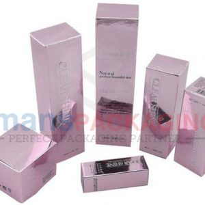 Custom Lip Gloss Packaging Boxes