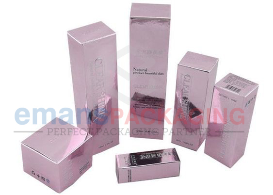 Custom Lip Gloss Packaging Boxes