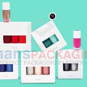 Wholesale Nail Paint Packaging boxes