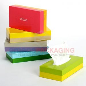 Tissue Box Packaging Wholesale Supplier