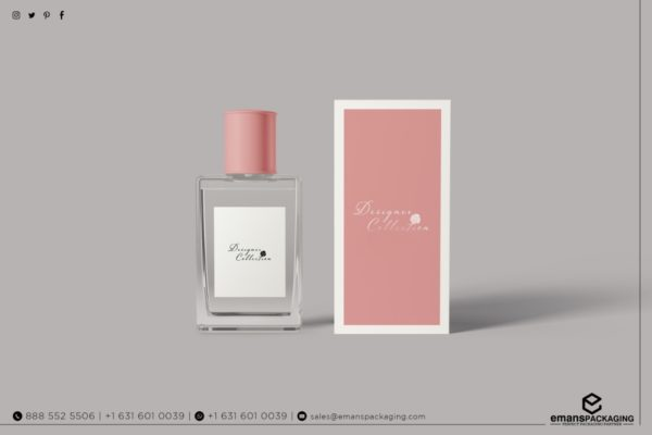 Pink Perfume Box