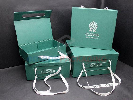 Luxury Rigid Box with Lid
