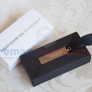 Slip Case Flash Drive Packaging