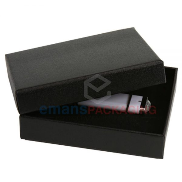 Separate Lid Flash Drive Packaging Boxes