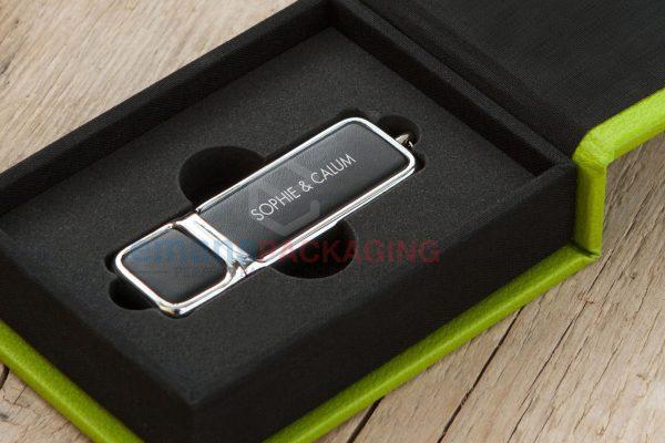 Slip case Flash Drive Boxes