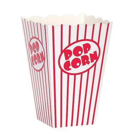 Custom Printed Popcorn Boxes
