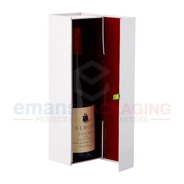 Rigid Wine Box Packaging
