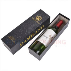 Rigid Wine Box Packaging