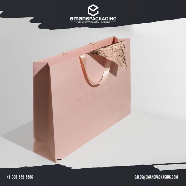 Custom Luxury Shopping Bags
