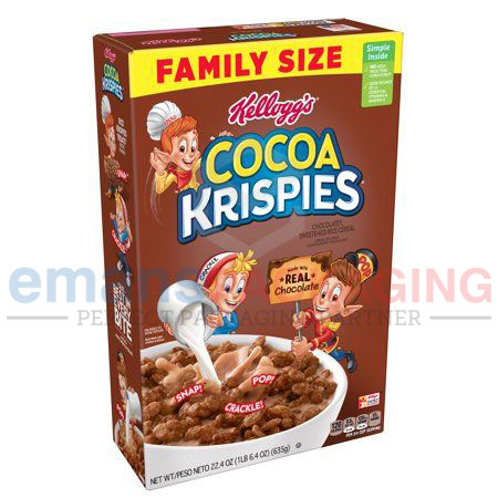 Cereal packaging Boxes