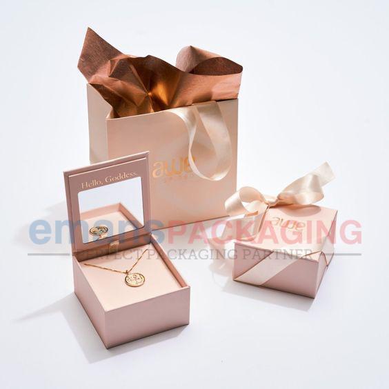 Luxury Jewelry Gift Boxes