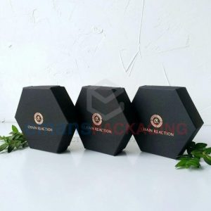 Hexagonal Rigid Packaging Boxes