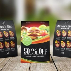 Wholesale Table Tents Printing