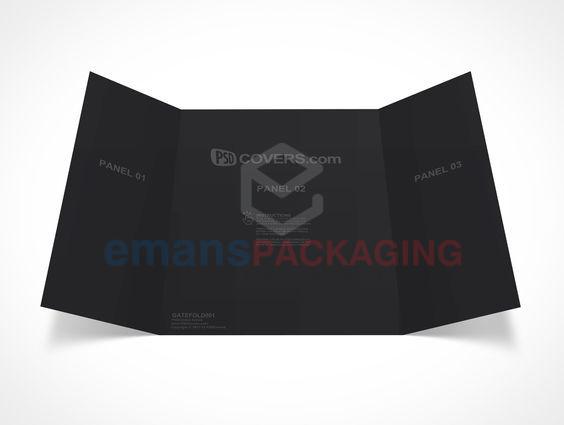 Black Gate Folder