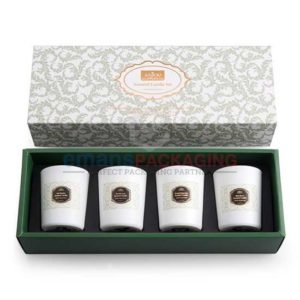 Candle Boxes Set Packaging