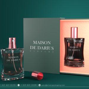 Custom Rigid Perfume Boxes