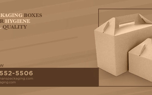 Food Packaging Boxes and their Hygiene Material Quality