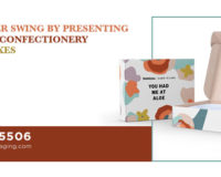 Confectionery Packaging Boxes Appealing Designs